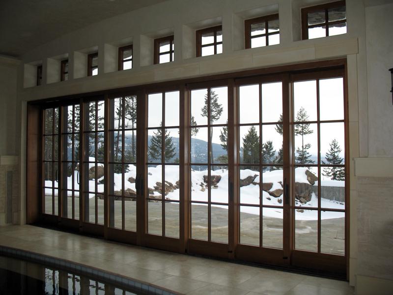 Albertini clim a il top di design e tecnologia per l isolamento degli edifici - Doppia finestra per isolamento acustico ...